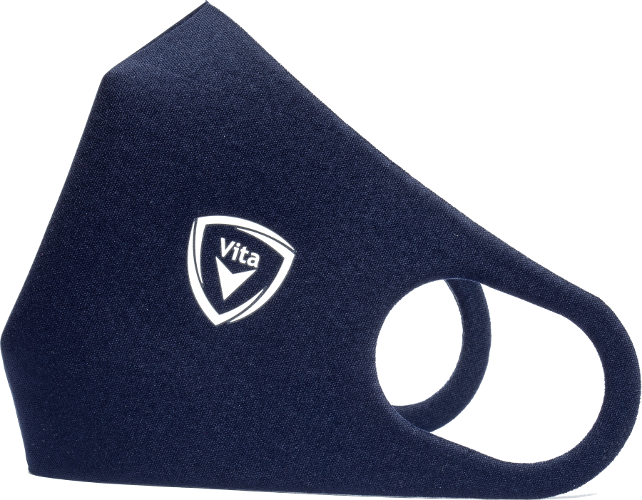 Vita Shield Navy