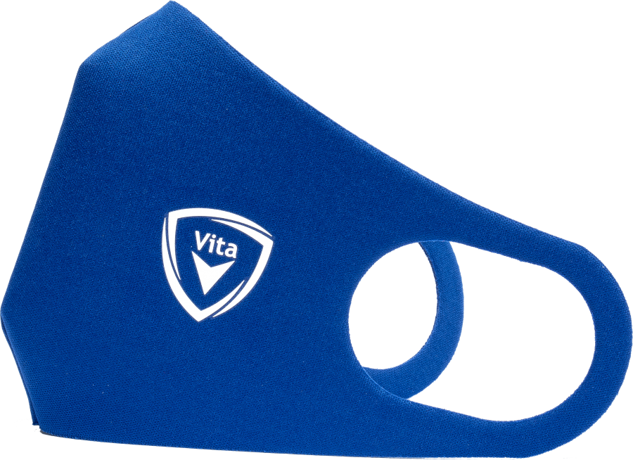 Vita Shield Royal Blue